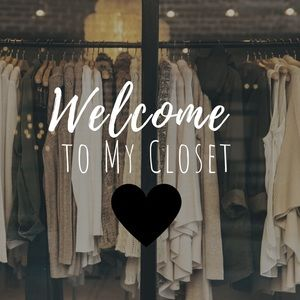 🖤Welcome to My Closet!